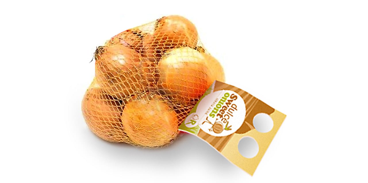 ollas packaging Dulce Sweet Onions